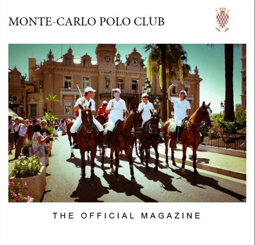 Monte-Carlo Polo Club Official Magazine