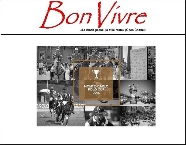Bon Vivre magazine