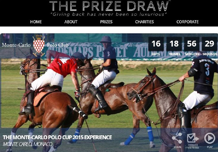 The Prize Draw